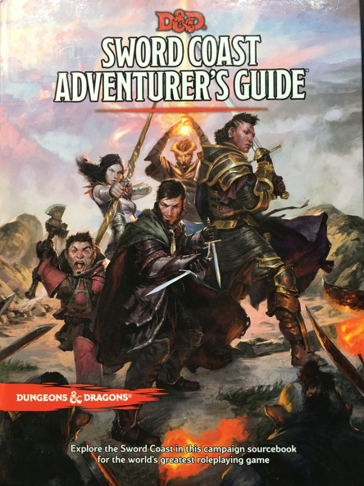 5e Sword Coast Guide