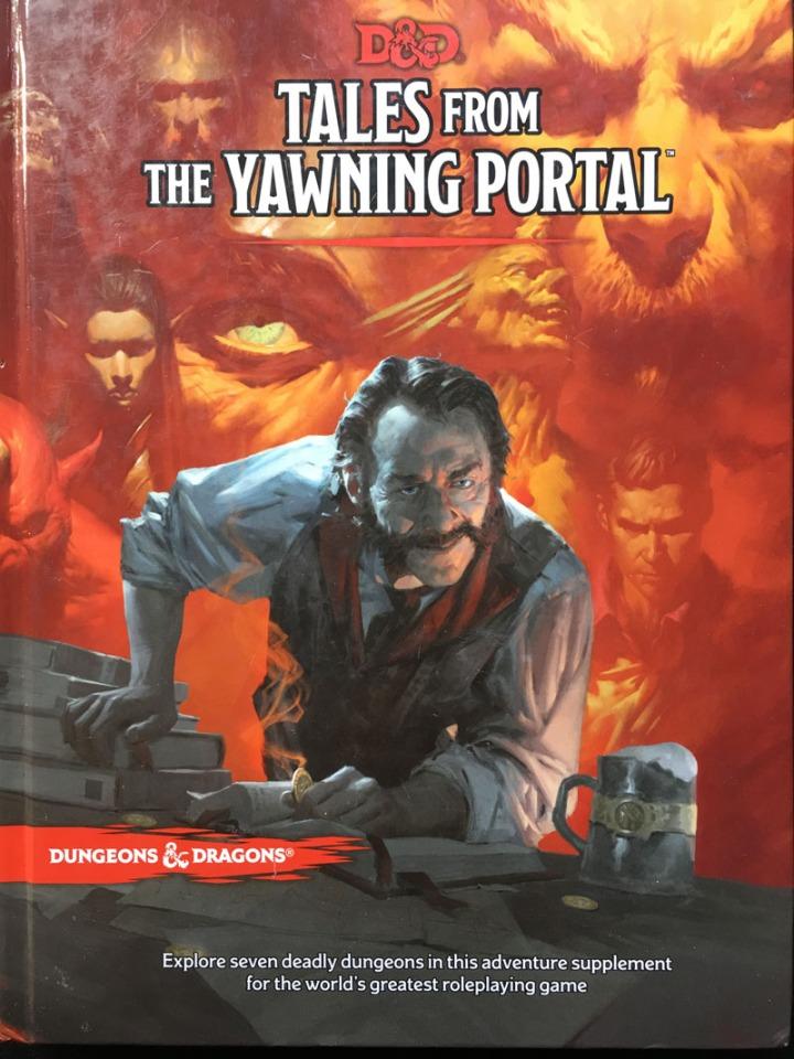 5e Tales Yawning Portal