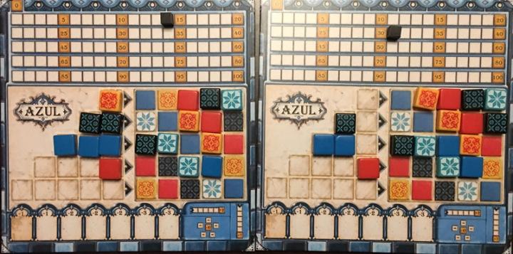 Azul Tiling