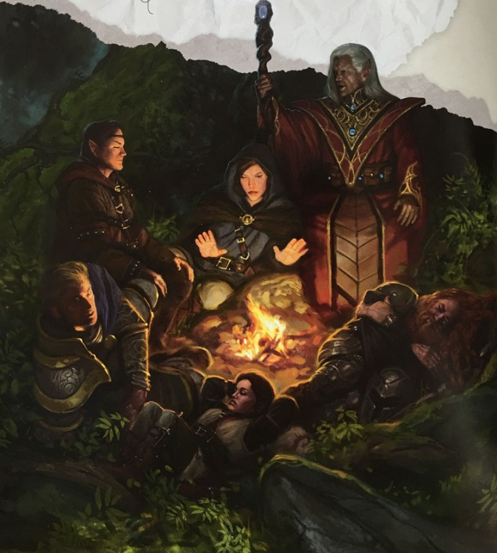 D&D Diary – Lost Mine of Phandelver – Session 5 – Family