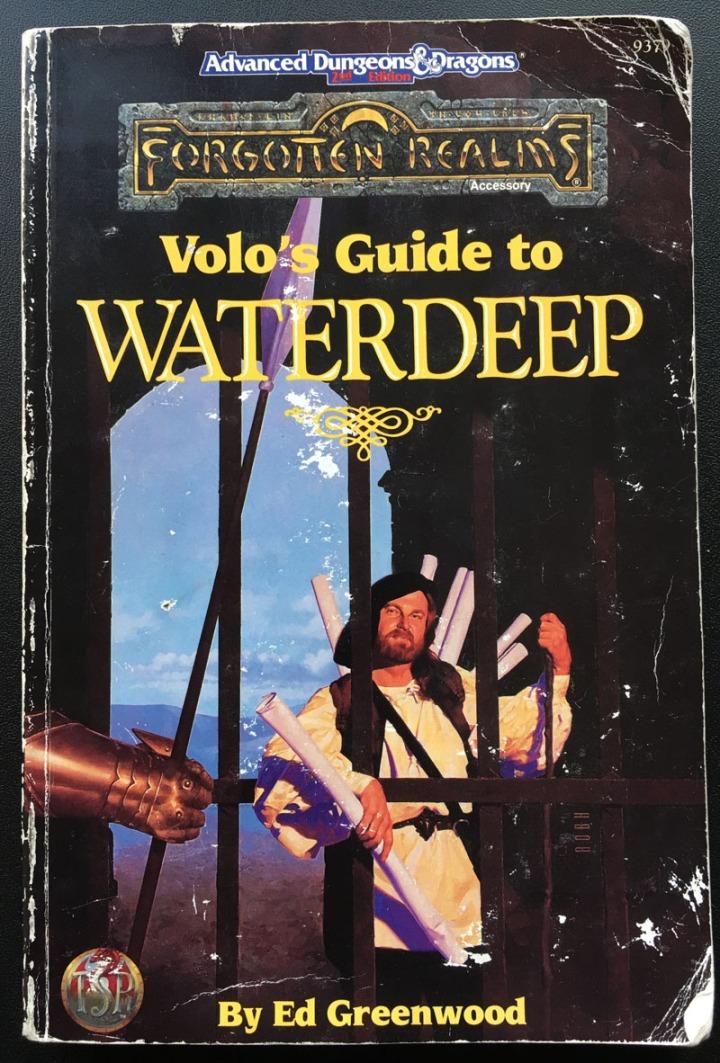 FR Volos Waterdeep