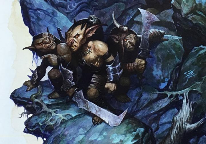 Goblins Half
