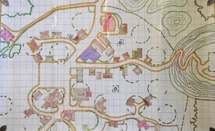 Phandelver Map Phandalin Battle