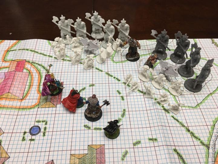 WP mini Battle 3