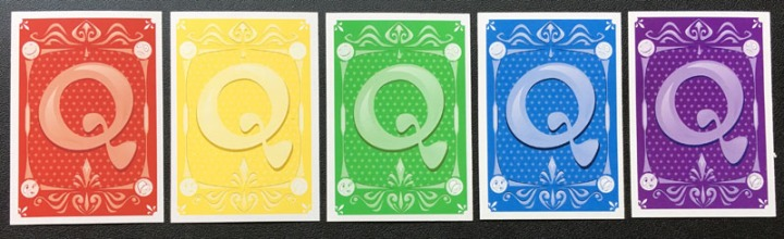 Quelf Cards