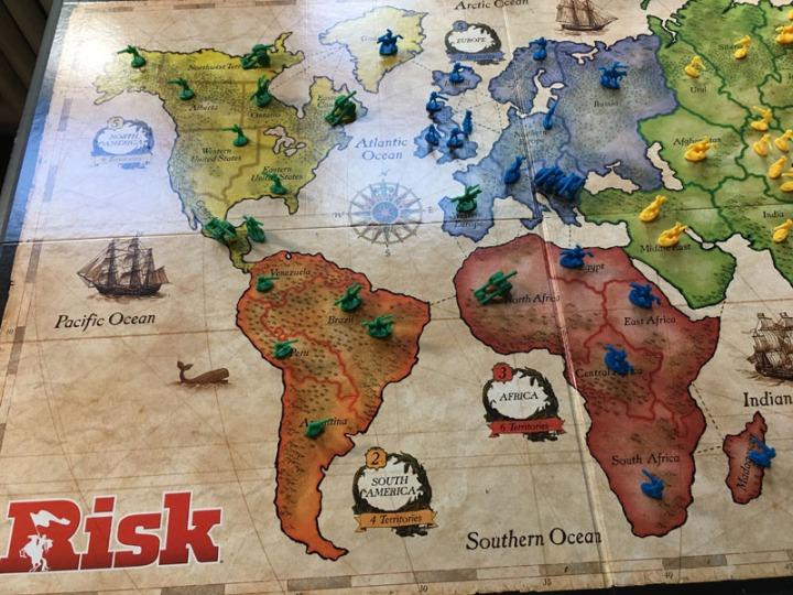 Risk Standoff