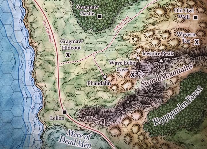 Phandelver Map Exterior CU