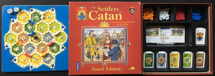 Travel Catan