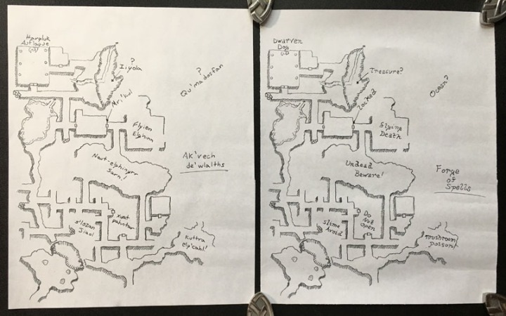 LMP Handout8 Spiders Map English
