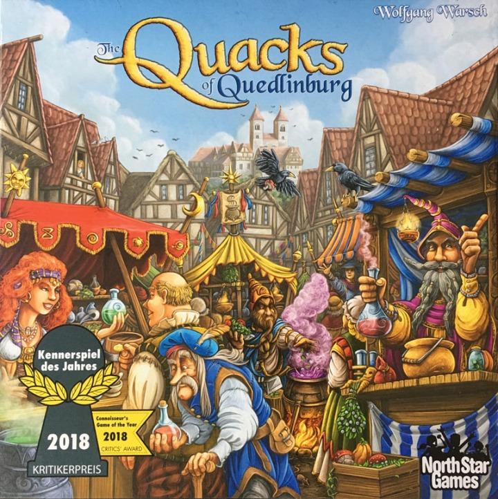 Quacks Box