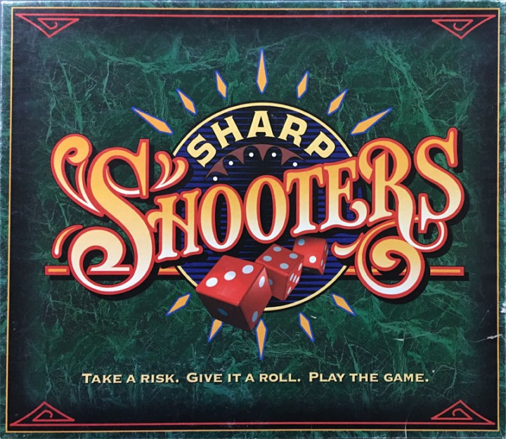 Sharp Shooter box