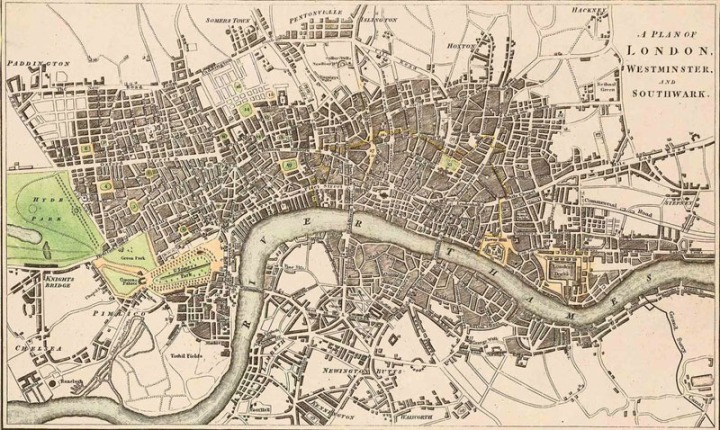 SHCD Victorian Map
