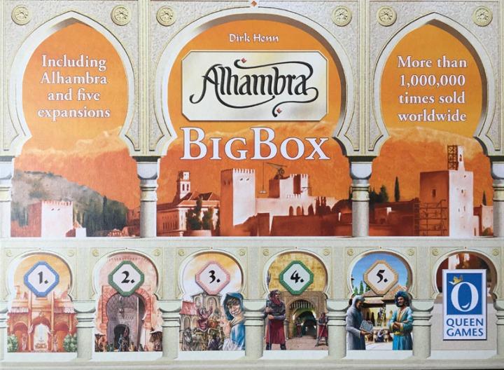 Alhambra BS
