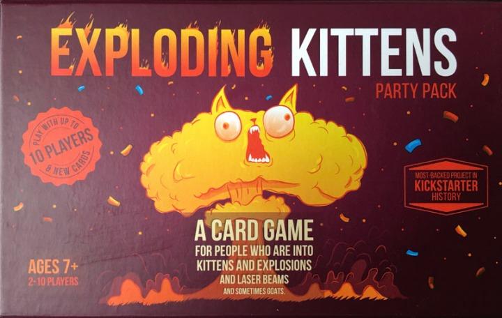 Exploding Kittens BS