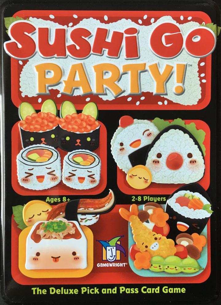 Sushi Go BS