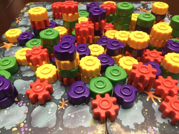 Reef Meeples