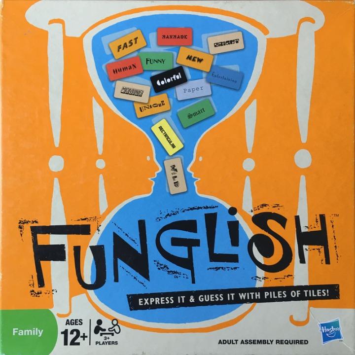 Funglish Box