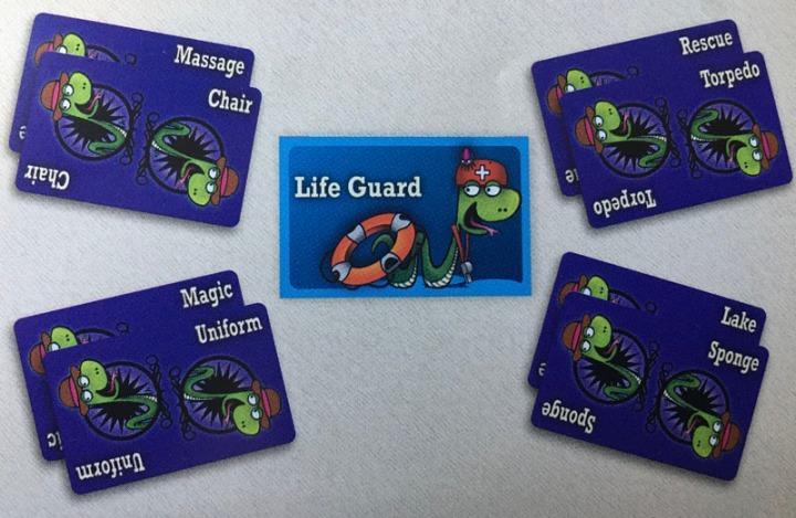 Snake Oil Life Guard