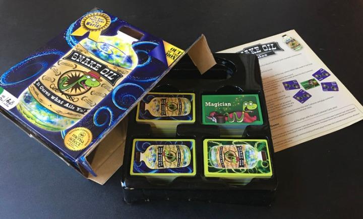 Snake Oil package