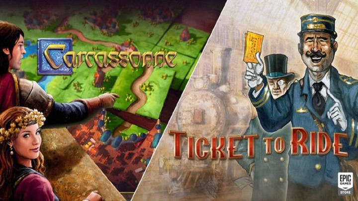 TTR and Carcassone