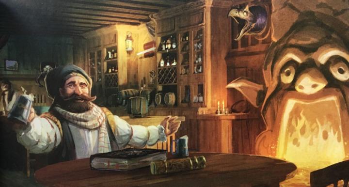 Volo Tavern full
