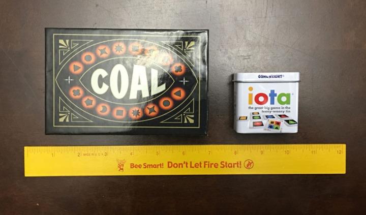 Coal size