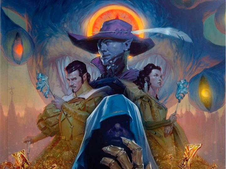 Waterdeep Dragon Heist cover villains