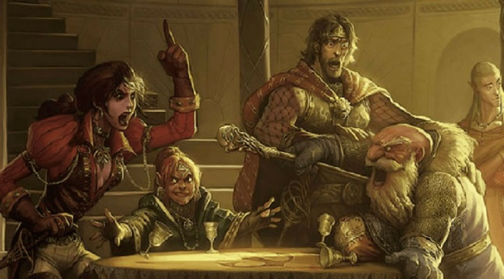 Tavern Argument