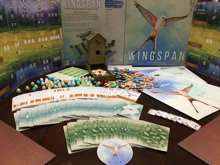 Wingspan Components