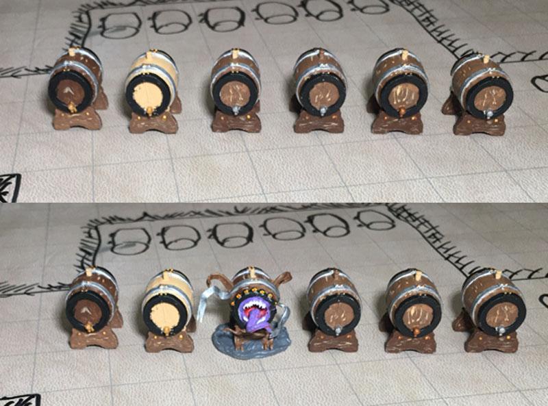 Gnome Barrels