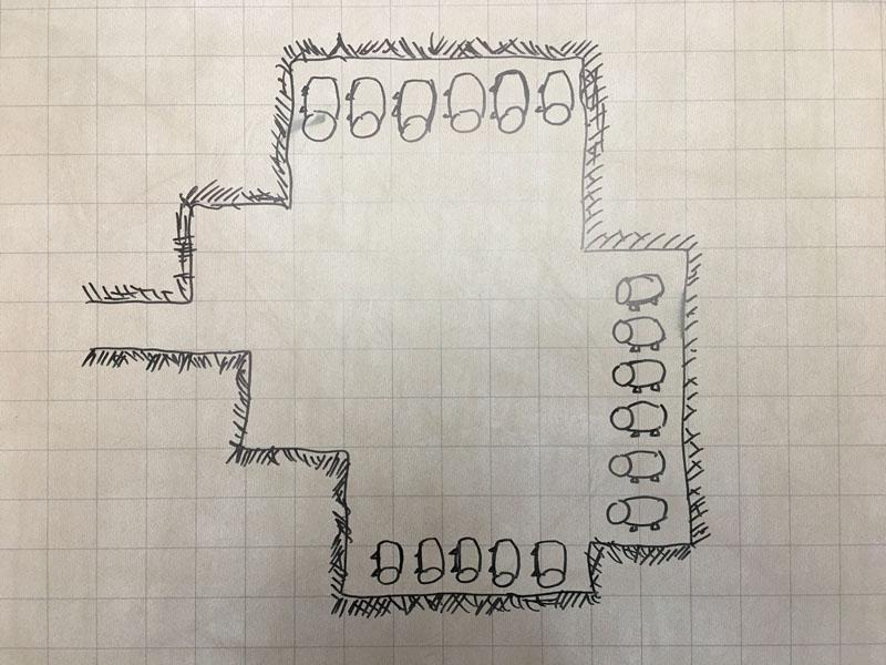 Gnome Wineroom Map