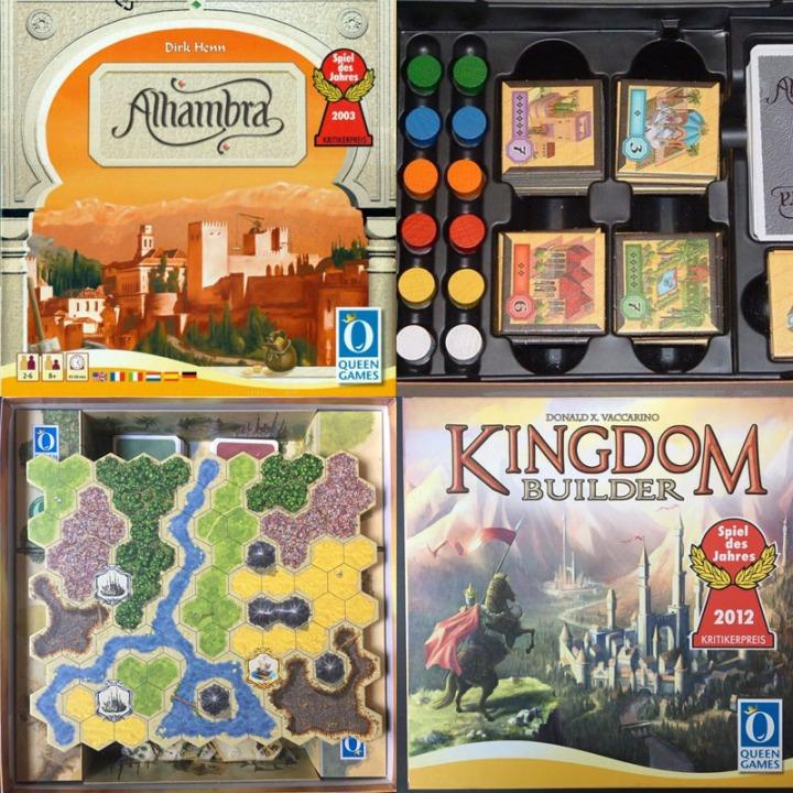 Alhambra Kingdom base Storage