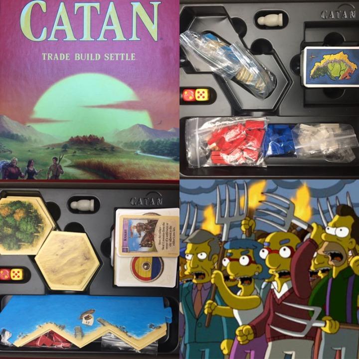 Catan Storage