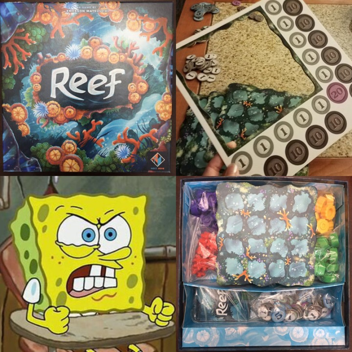 Reef Storage