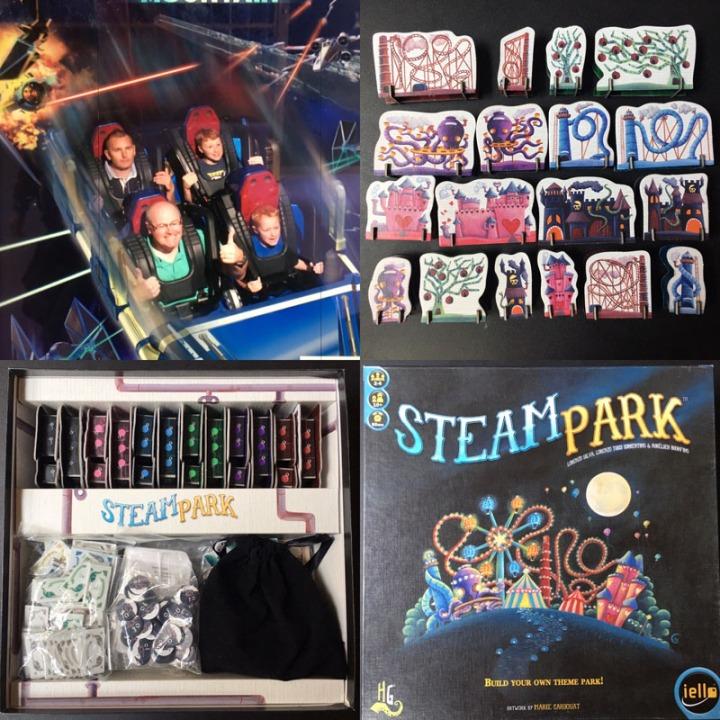 Steam Park Storage