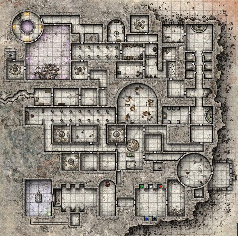 Sunless Citadel Level 1 mod PC
