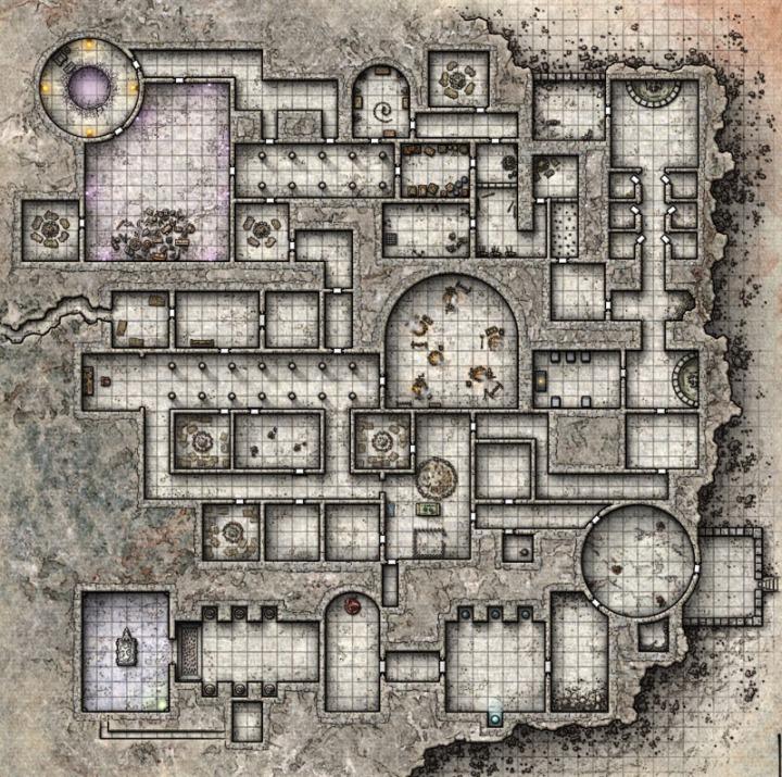 Sunless Citadel Level 1 orig PC