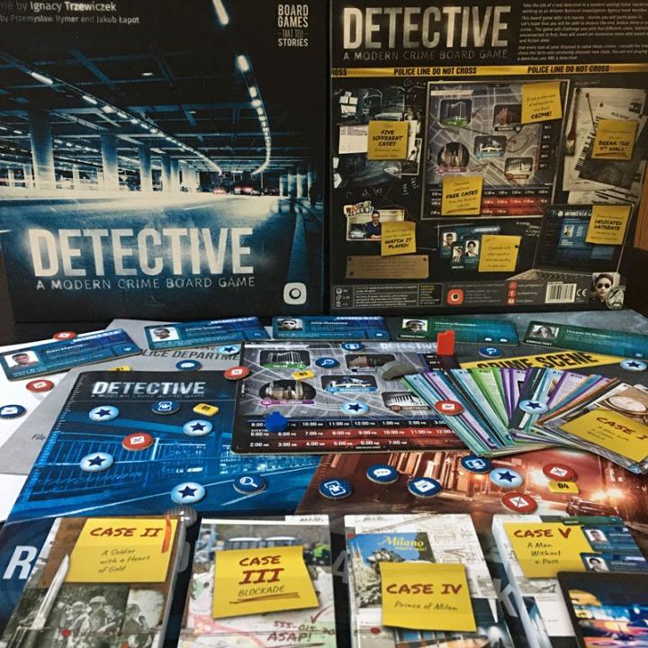 Detective Montage