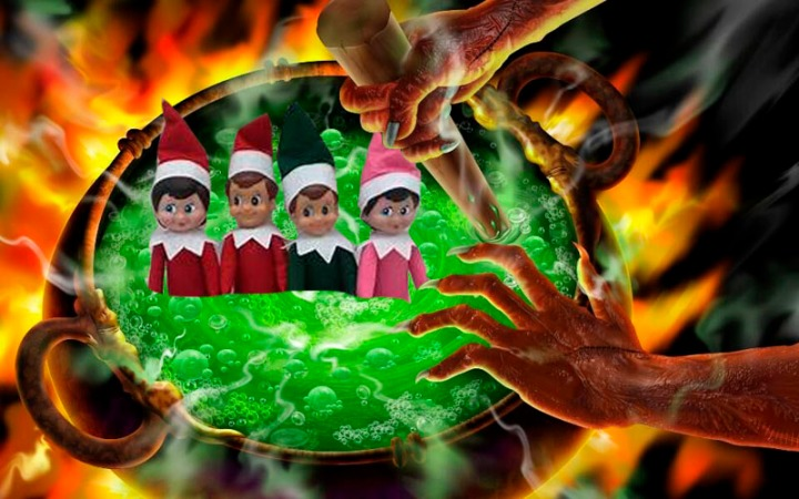 Elf Pudding