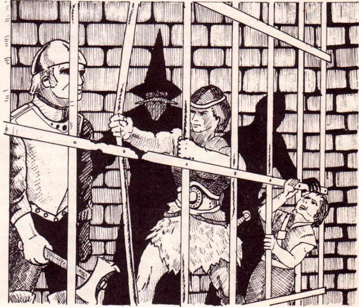 gate trap