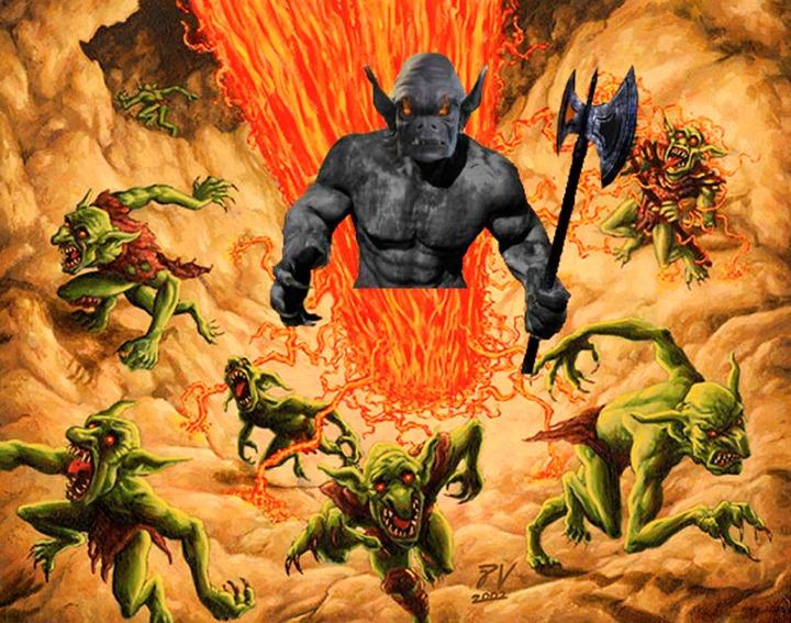 Goblin Terror