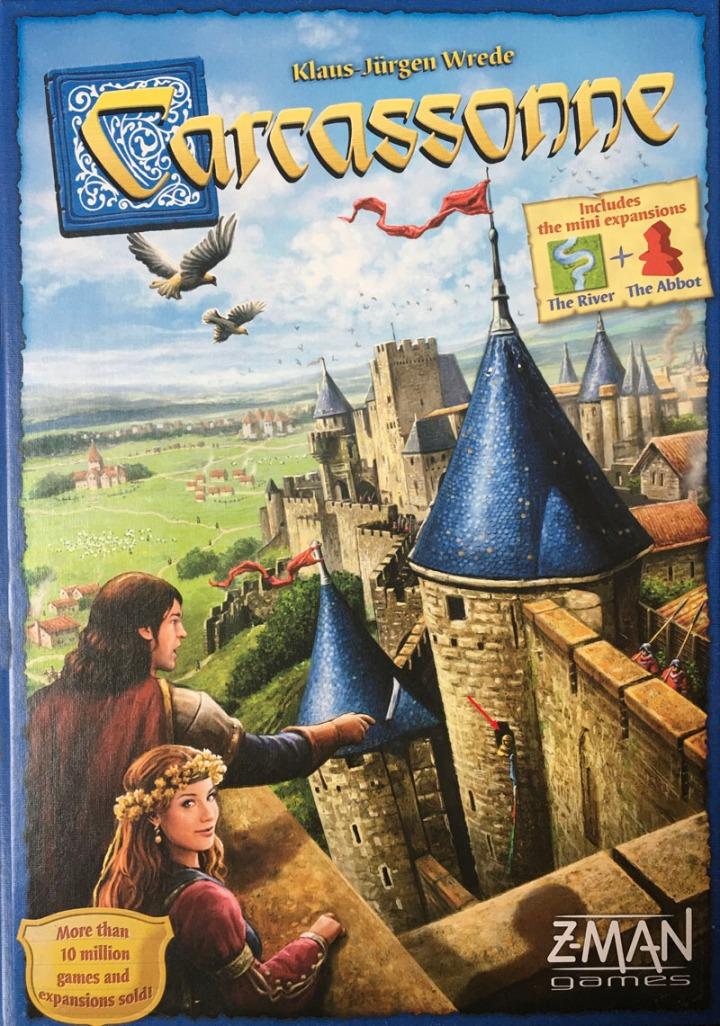 Carcassonne Box arrow