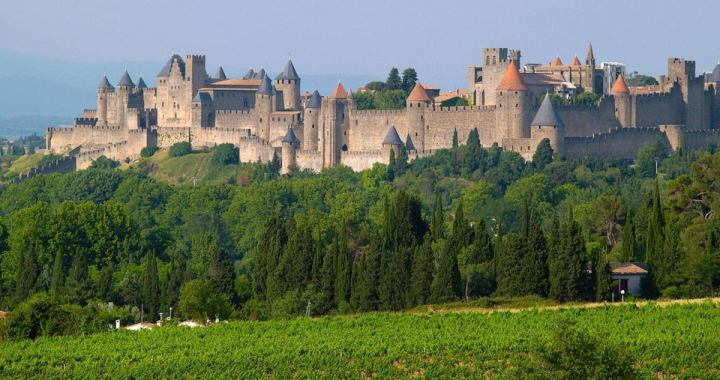 Carcassonne Real