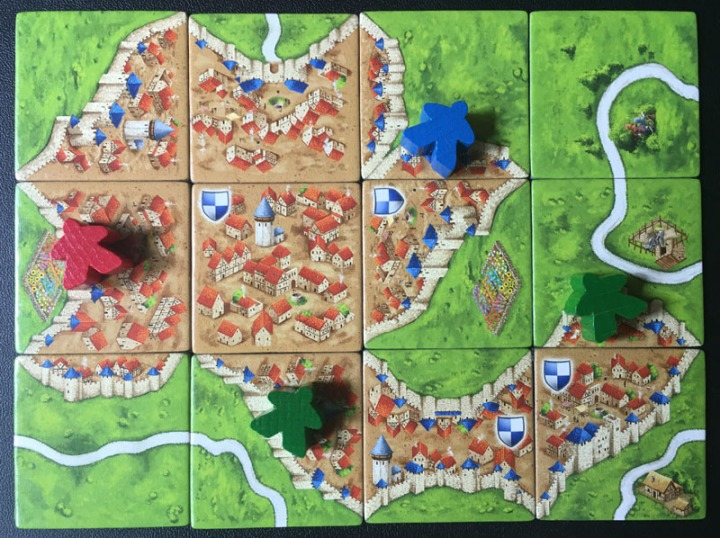 Carcassonne Steal