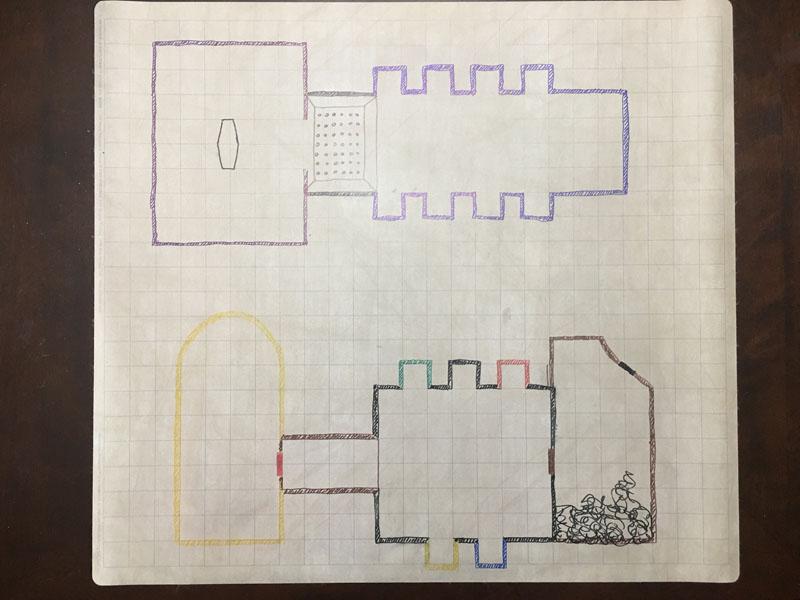 SC Tomb Map