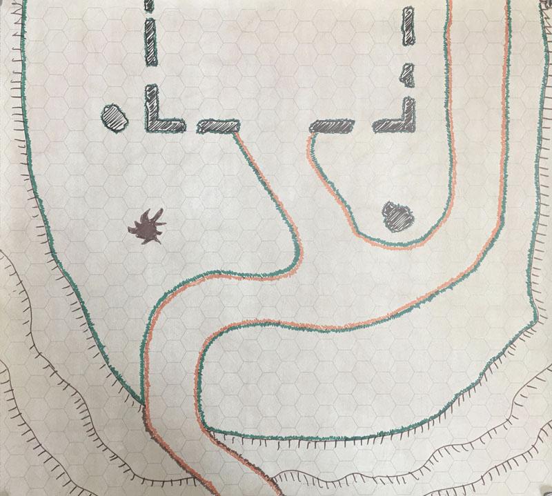 Siege S5 Map