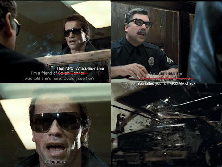 Terminator Persuasion