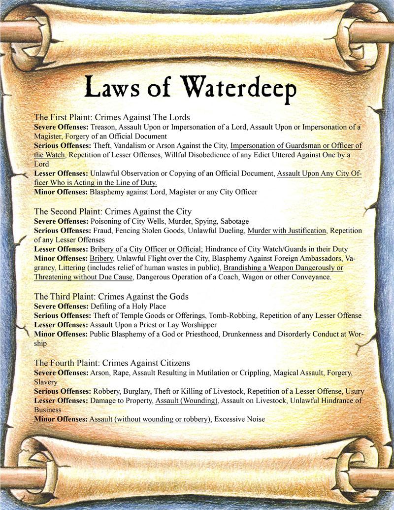 Waterdeep Code Legal2