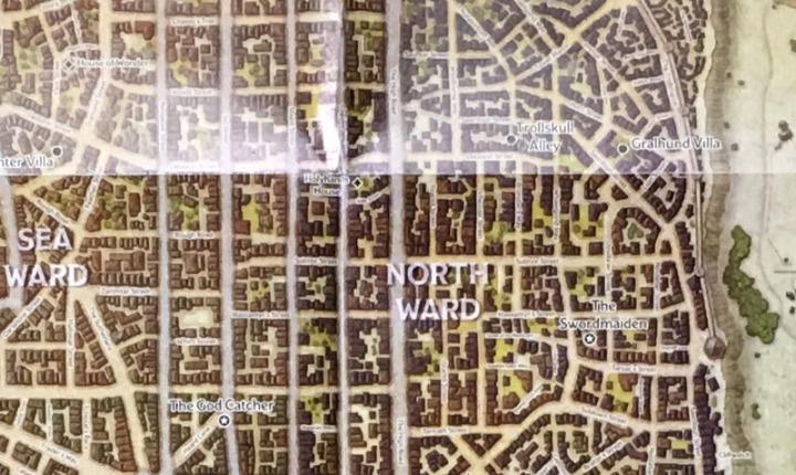 Waterdeep North Ward cu