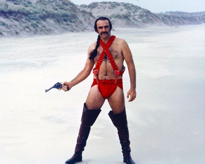 Zardoz Connery